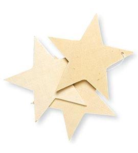 Set estrellas de madera - 14001170