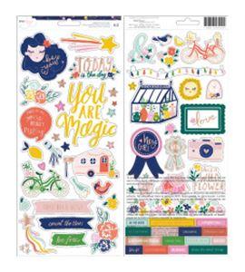 Stickers de frases e imágenes - 343429