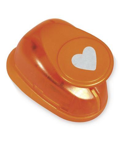 Perforadora - corazón 7,5 cm. - 69099000