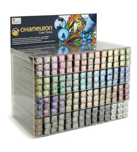 Expositor chameleon pens gama completa - CT0002