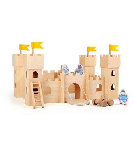 Castillo medieval, natural - 10026