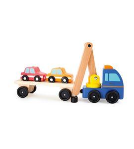 Vehículo de transporte con grúa - 10104