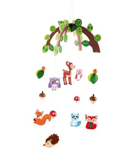 """Móvil """"animales del bosque"""" - 10116"""