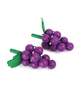 Display uvas de madera - 10144