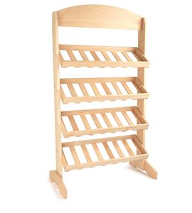 Puesto de venta de madera - 10147