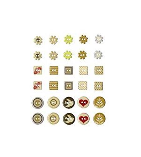 Botones de epoxy - love - 11006441