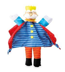Marioneta de mano rey - 10236