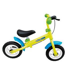 Bicicleta de aprendizaje, verde manzana - 10300