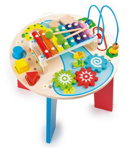 """Mesa musical y de motricidad """"2 en 1"""" - 10321"""