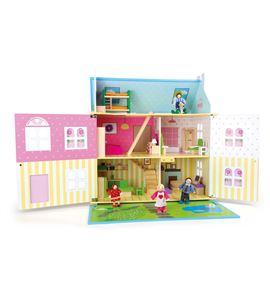 Casa de muñecas, sueño floral - 10325