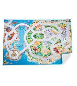 Alfombra de juego, diversión en la isla - 10409