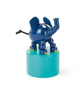 """Figura para apretar elefante, """"die maus"""" - 10499"""