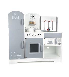Cocina de jugar con frigorífico - 10598