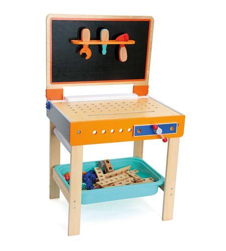 Mesa de herramientas con accesorios - 10603
