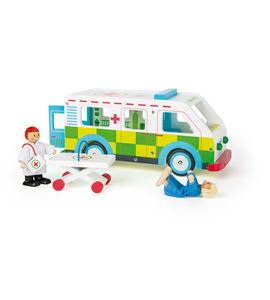 Mundo del juego ambulancia - 10615