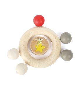 """Aro con perlas """"ludwig"""" - 10650"""