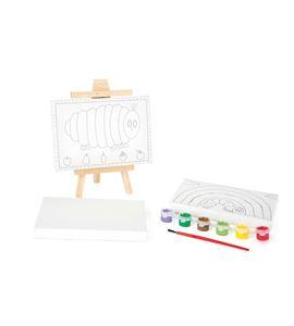 Set de pintura oruga glotona - 10669