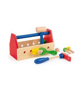 Caja de herramientas multicolor - 10738