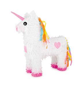 Piñata con motivo de unicornio - 10753