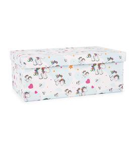 Conjunto de cajas de regalo con motivo de unicornio de 8 unidades - 10756