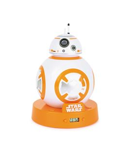 Despertador digital de bb-8 de star wars - 10778