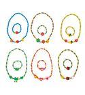 Set de joyas motivos coloridos