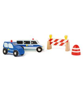 Conjunto de policía - control de tráfico - 10804
