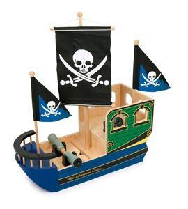 """Barco pirata """"calavera"""" - 1163"""
