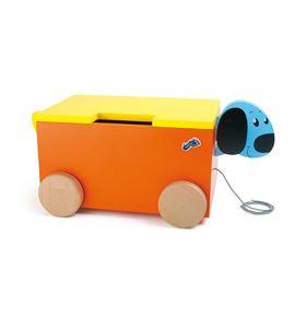 """Caja de juego """"perro"""" - 1213"""