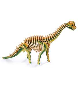 """3d puzle """"bráquiosaurio"""" - 1453"""