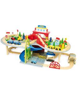 Tren de madera en varios pisos - 1559