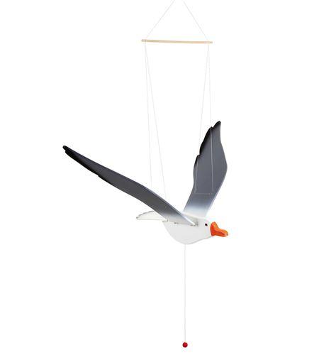 Gaviota voladora - 1621