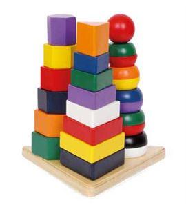 """Pirámide """"3 en 1"""" - 1731"""