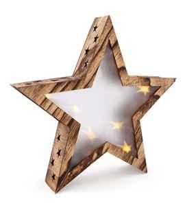 """Lámpara de estrella """"grande´ - 2379"""