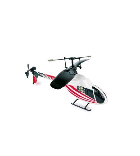 Helicóptero infrarrojo, rojo - 2651