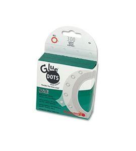 Pegamento glue dots 300 puntos adhesivos - GD19