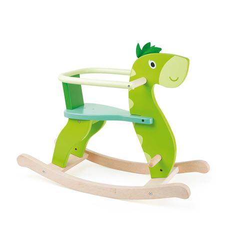 Columpio de madera dinosaurio - 3117