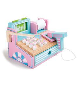Caja registradora de madera - 3125