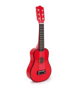 Guitarra, roja - 3306