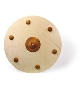 Escudo de madera, vikingo - 3624