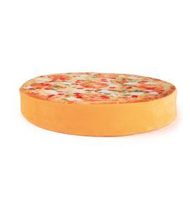 Cojín para sentarse pizza - 4169