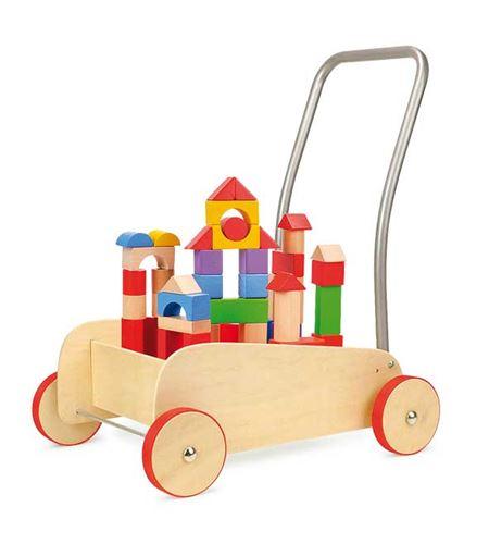 Correpasillos juego de construcción - 4236