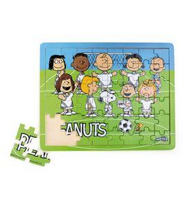 Puzle peanuts fútbol - 4247