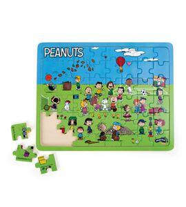 Puzle peanuts parque infantil - 4334
