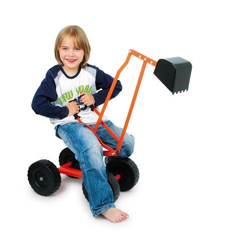 Excavadora con ruedas - 4628