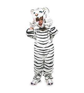"""Disfraz """"tigre blanco"""" - 5649"""
