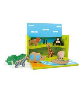 Caja de juego ´zoológico´ - 5715