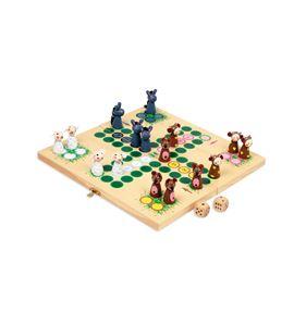 """Ludo """"animales de la granja"""" - 6257"""