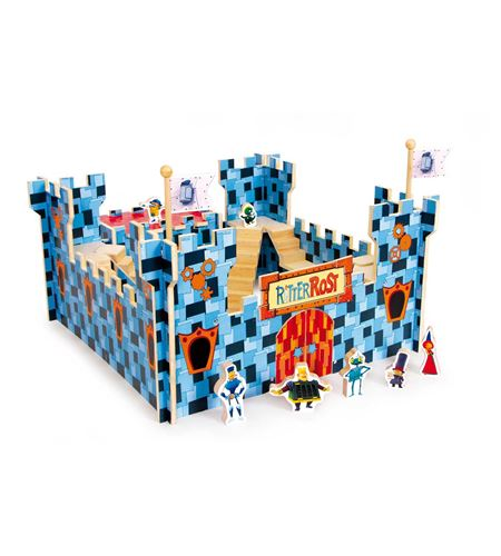 Ritter rost castillo feudal (don latón) - 6381