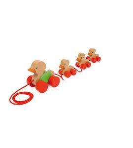 Familia de patos para arrastrar - 6449
